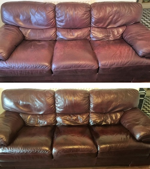 Leather Sofa Repair Service Birmingham: Gallery Of Professional Leather Restoration Services